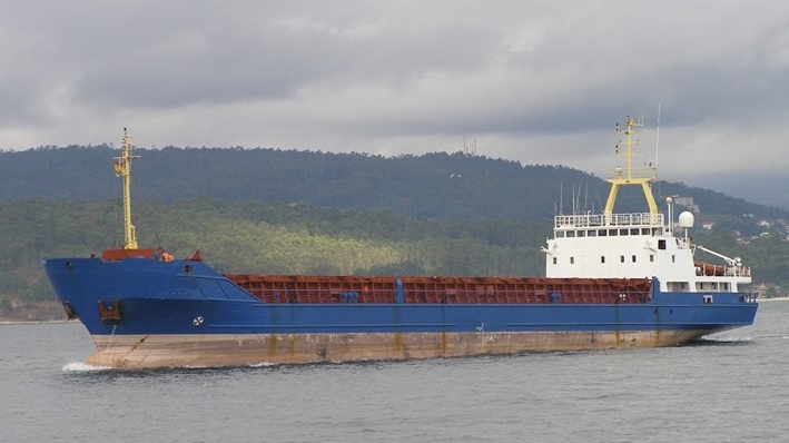 3200 DWT MPP singledecker for sale