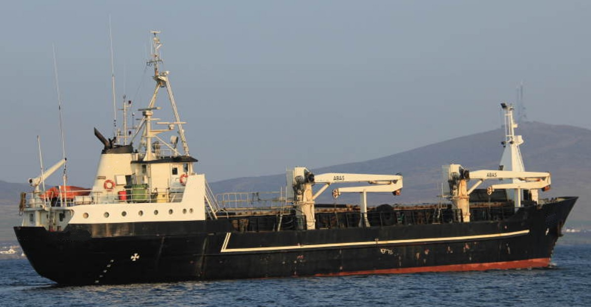 800 Tons geared Tween deck coaster for sale