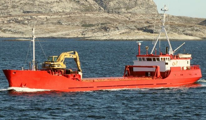 965 DWT GEARED SELF DISCHARGER FOR SALE